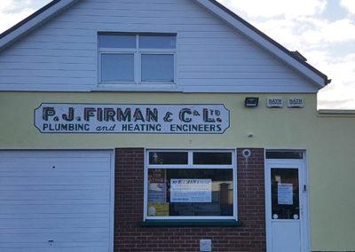 Old Building - PJ Firman
