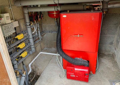 Boiler House - PJ Firman