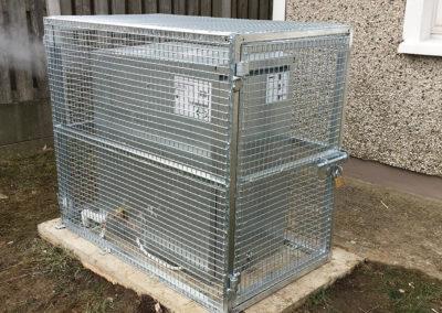 Boiler Galvanised Cage - PJ Firman
