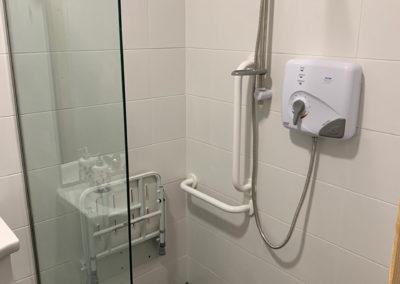 Safeguard Level Access Shower - PJ Firman