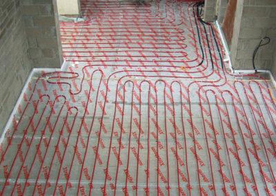 Under Floor Heating by PJ Firman